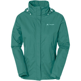 VAUDE Escape Light Jas Dames groen